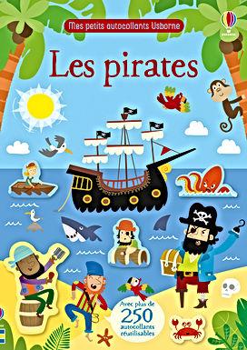 Les pirates - Mes premiers autocollants