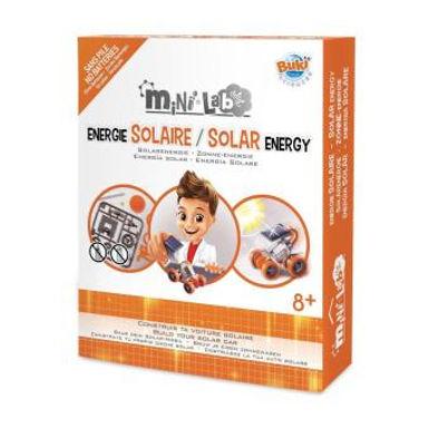 Mini lab énergie solaire 3005