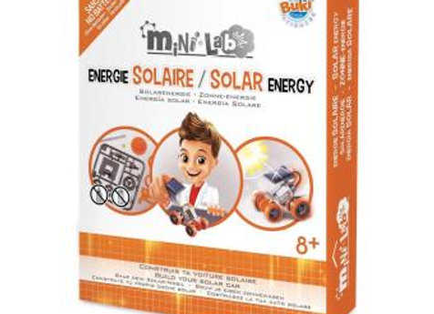 Mini lab énergie solaire
