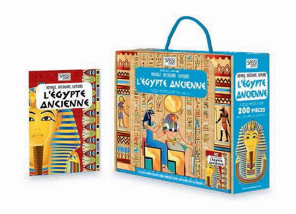 Puzzle - L'egypte ancienne