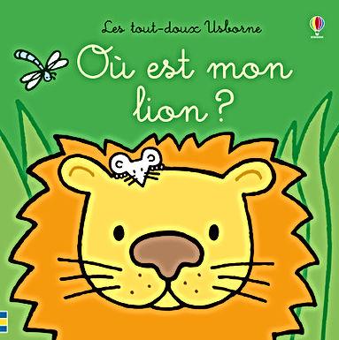 Ou est mon lion?