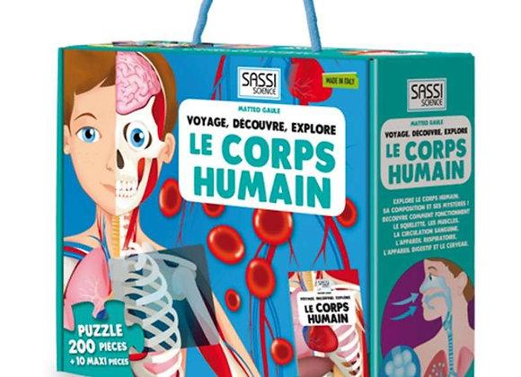 Voyage, découvre et explore le corps humain
