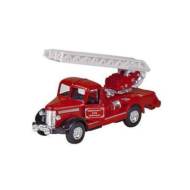 Camion de pompier vintage