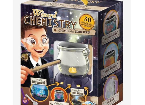 La chimie des sorciers