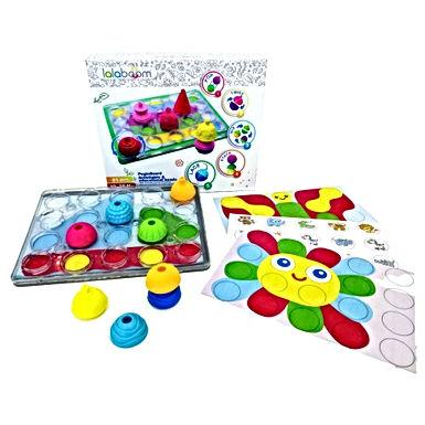 Planche de jeux éducatifs & perles