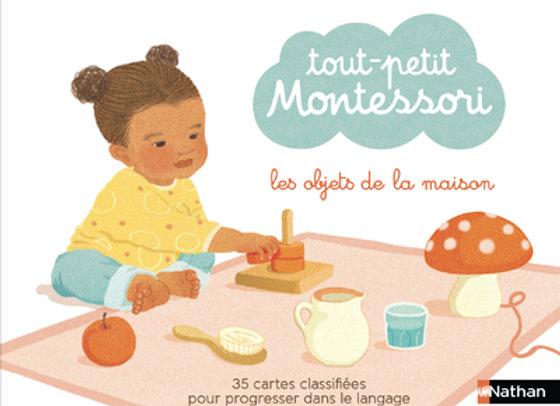 Les objets de la maison - Tout petit Montessori