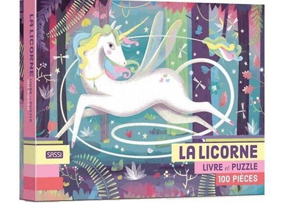 Puzzle - La licorne