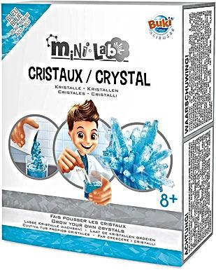 Mini lab cristaux
