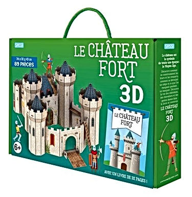 Chateau fort 3D