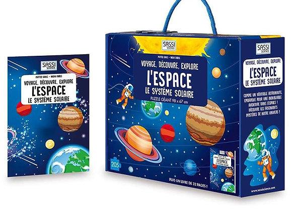 Voyage, découvre et explore l'espace