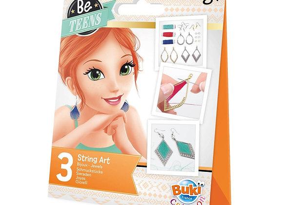 Bijoux string art