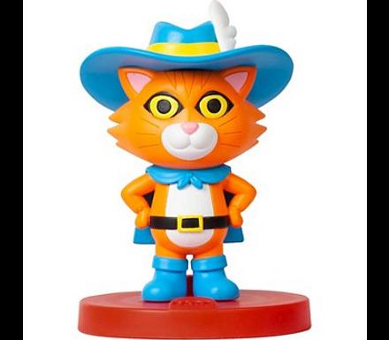Figurine FABA - Le chat botté