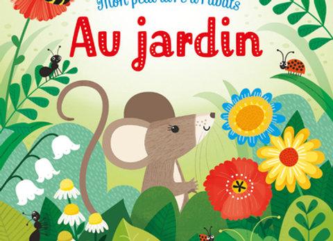 Mon petit livre à rabats - Au jardin