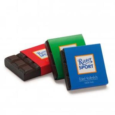 Chocolat Ritter sport - ref: 14311