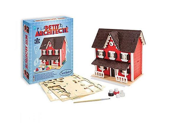 Petit architecte - Maison scandinave