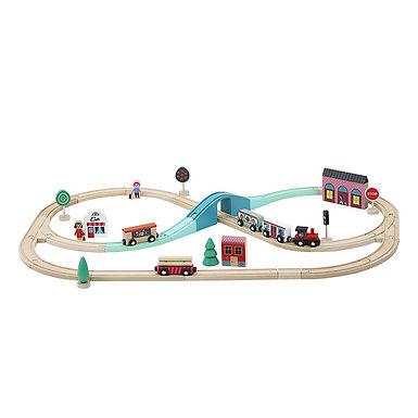 Circuit de train grand express 7606
