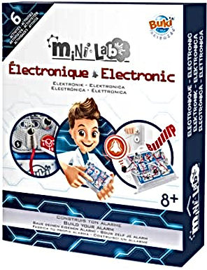 Mini lab électronique