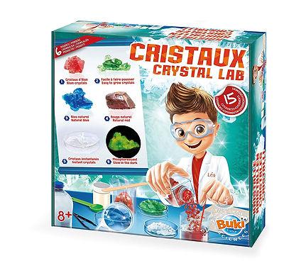 Cristaux 15 expériences CM006