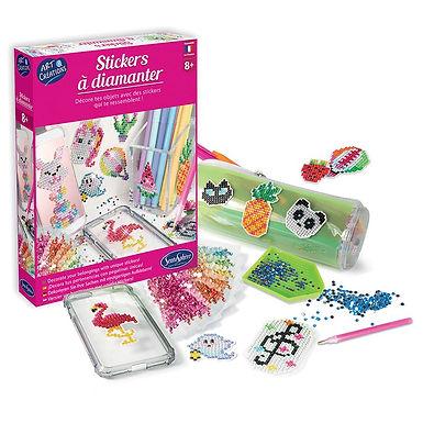 Art et création - Stickers à diamanter