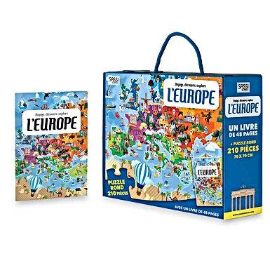 Voyage, explore et découvre l'Europe