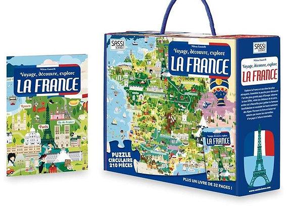 Voyage, découvre et explore la France