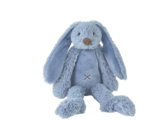 Grand lapin Richie bleu