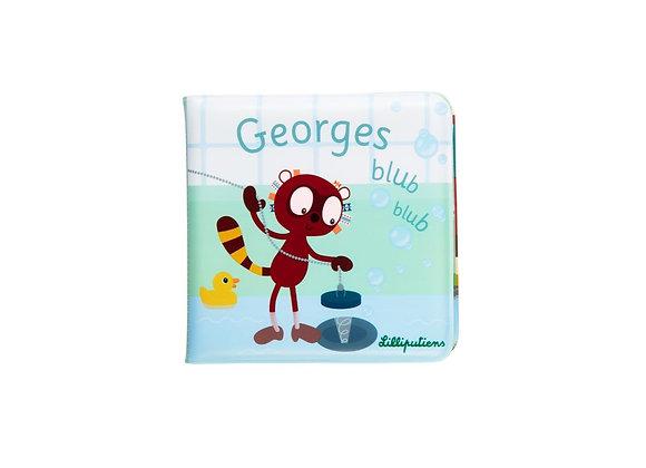 Livre de bain Georges