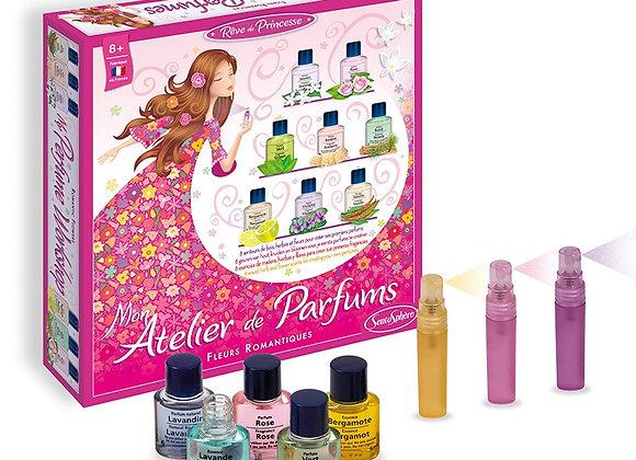 Mon atelier des parfums - Fleurs romantiques