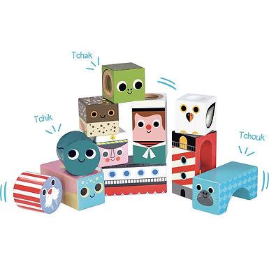 Cubes sonores - La mer 7718