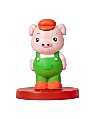 Figurine FABA - Les 3 petits cochons