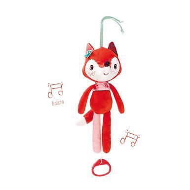 Peluche musicale Alice *83014*