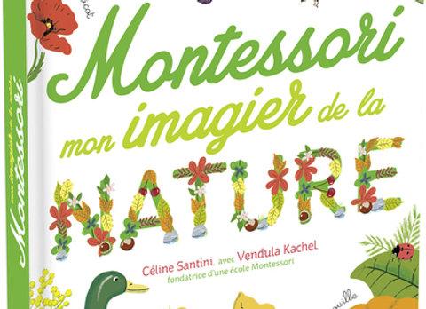 Mon imagier nature - Montessori
