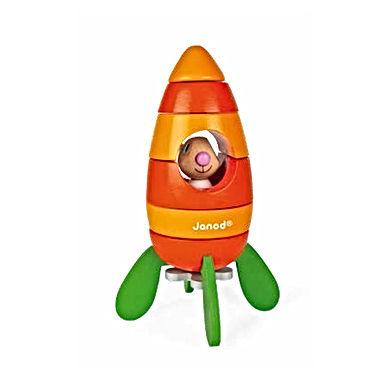 Fusée carotte