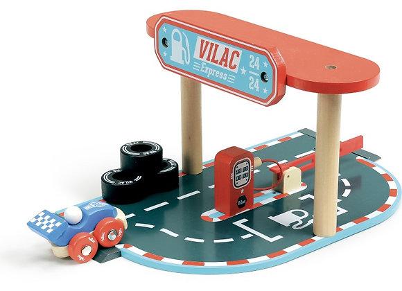 Station service Vilacity