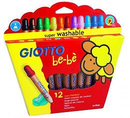 12 maxi crayons