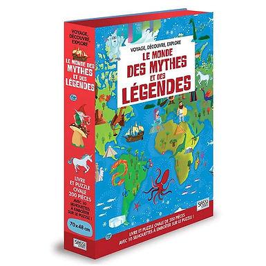 Le monde des mythes et des légendes
