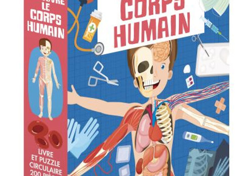 Découvre le corps humain