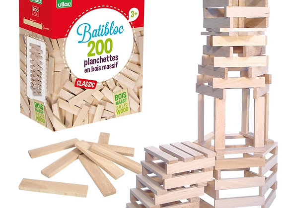 Batibloc 200 pièces - Vilac