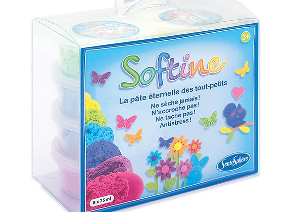 Softine - 8 pots