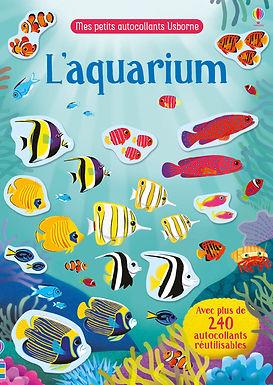 L'aquarium - Mes premiers autocollants