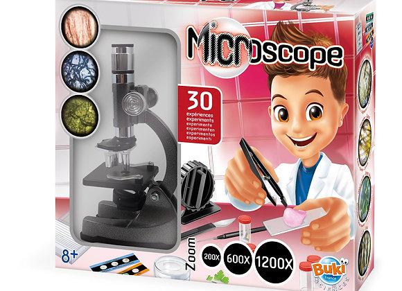 Microscope - 30 expérience