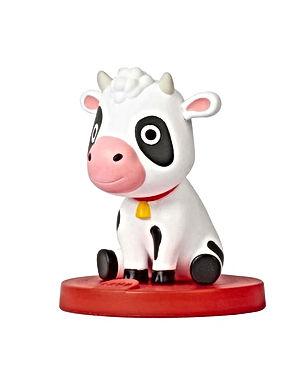 Figurine FABA - Vache -Marcher dans le monde