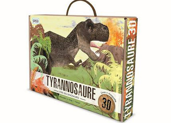 Tyrannosaure 3D