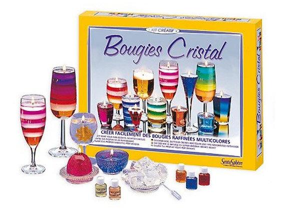 Bougies cristal