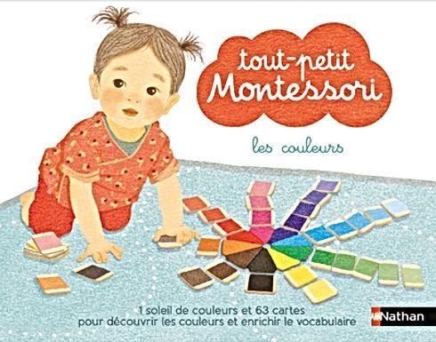 Les couleurs - Tout petit Montessori