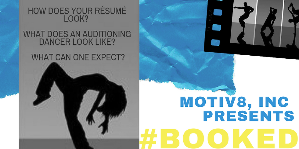 #BOOKED (2-day Workshop and Audition) (1)
