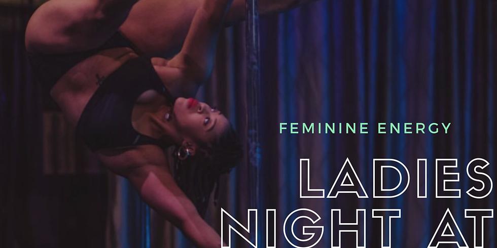 Feminine Energy: Ladies Night at Motiv8