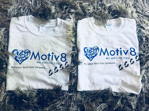 Motiv8 Tee