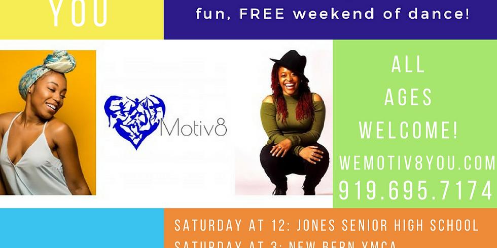 Motiv8, Inc. Workshop Weekend