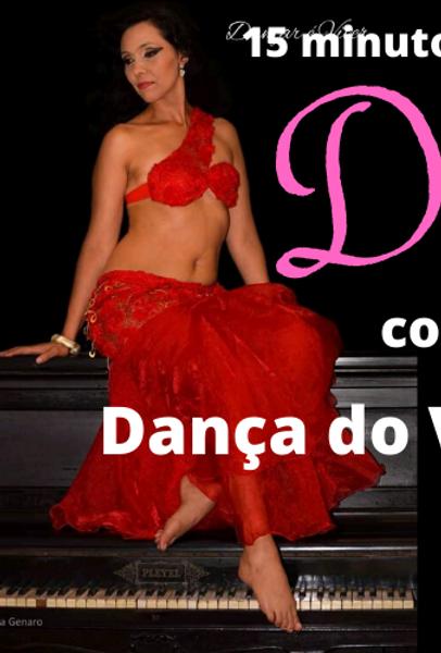 Dança do Ventre com Priscila Genaro
